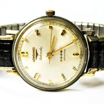 Longines 34mm Admiral pre-owned