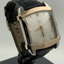 Omega Museum White gold 46mm Champagne No numerals