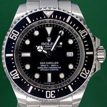 Rolex Sea-Dweller Deepsea Ατσάλι 44mm Μαύρο Ελλάδα, Athens