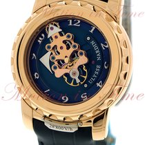 Ulysse Nardin Freak Rose gold 44.5mm Blue Arabic numerals United States of America, New York, New York