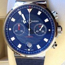 Ulysse Nardin Maxi Marine Blue Seal Chrono Limited 1846 Pcs -...