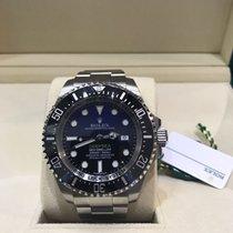 Rolex Sea Dweller Deepsea Blue