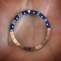 Rolex Insert/bezel VINTAGE/FADED PEPSI SERIF-GMT 16700/16710/1...