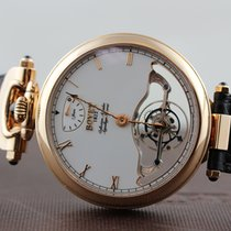Bovet Rose gold 45mm Manual winding AIF0T015-50 new