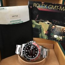 Rolex GMT Master II 16710 first serie