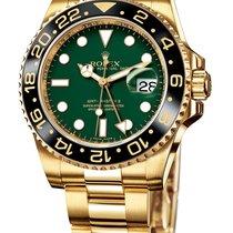 Rolex Gmt Oro