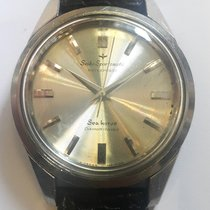 Seiko Steel 37mm Automatic pre-owned