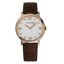 Chopard Classic Rose gold 36mm White Roman numerals United States of America, Iowa