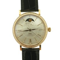 IWC Red gold Automatic Mother of pearl 37mm new Portofino Automatic