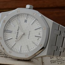 Audemars Piguet Royal Oak Selfwinding 41 mm 15400ST perfect...