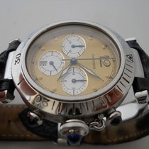 Cartier Pasha Chronograph Ref.1050 38mm Never Polished