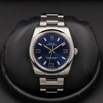 Rolex Oyster Perpetual 114200 Stainless Steel