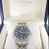 Universal Genève Steel 40mm Automatic 862.115 new