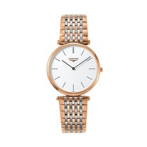 Longines La Grande Classique new 2019 Quartz Watch with original box and original papers L47551927