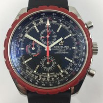 Breitling Chrono-Matic 1461 Acero 50mm Negro