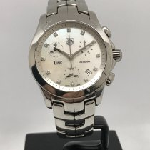 TAG Heuer Montre femme Link Lady occasion 35mm 2005