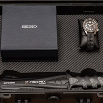 Seiko SLA025J1 Aço 2018 Prospex 44,8mm novo