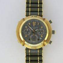 Montega Chronograph 44mm Automatik 1999 gebraucht Grau