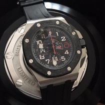 Audemars Piguet Platine Remontage automatique Noir 46mm nouveau Royal Oak Offshore Chronograph