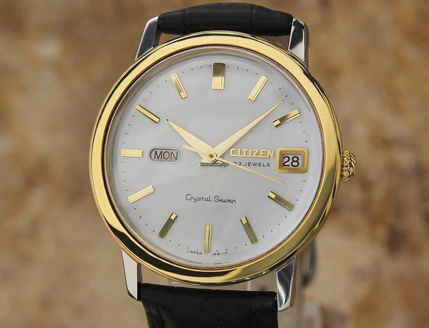Pre-owned Citizen watches  968856e70e