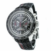 Graham Chronograph 44mm Automatic new Silverstone RS