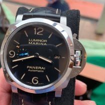 Panerai Luminor Marina 1950 3 Days Automatic new 2017 Automatic Watch with original box and original papers Panerai Pam1312