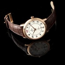 Omega De Ville Prestige Rose gold 39.5mm White United States of America, California, San Mateo