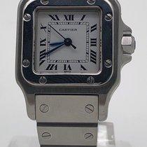 Cartier Acero Automático Santos (submodel) usados