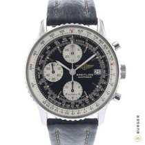 Breitling Old Navitimer Steel 41.5mm Black