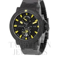 Ulysse Nardin Diver Black Sea Steel 45mm Black United States of America, New York, Hartsdale