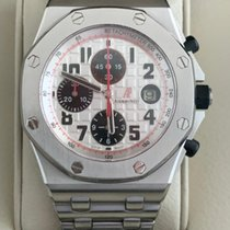 Audemars Piguet 26170ST.OO.D101CR.02 Acero 2011 Royal Oak Offshore Chronograph 42mm usados