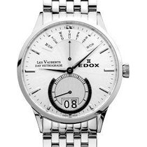 Edox Les Vauberts 34002 3 AIN new