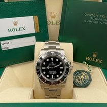 Rolex Submariner (No Date) 114060 Unworn Steel 40mm Automatic