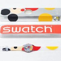 Swatch neu Quarz 41mm Kunststoff