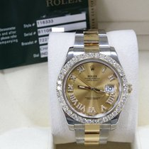 Rolex Datejust II 116333 2014 tweedehands