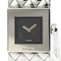 Chanel Steel 19mm Quartz H0009 pre-owned