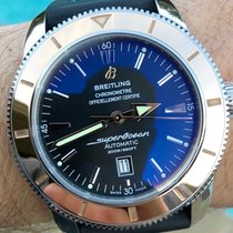 Breitling Superocean Héritage 46 Gold/Steel 46mm Black United States of America, Texas, Plano