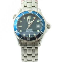 Omega 25618000 Steel 2000 Seamaster Diver 300 M pre-owned United States of America, California, Simi Valley