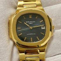 Patek Philippe 3900/1 Gelbgold 1991 Nautilus 33mm gebraucht