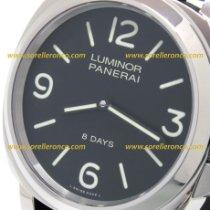 Panerai Luminor Base 8 Days PAM00560 PAM 560 PANERAI Luminor 8gg Carica Manuale 2020 nouveau