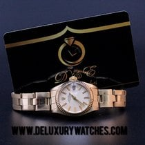 Rolex Oyster Perpetual Date Automatic Gold Lady 6916