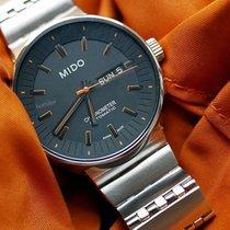 Mido All Dial Gent Chronometer Black Dial Data M834041819
