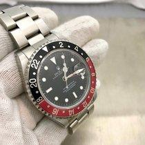"Rolex Gmt ""coke"" 16710 Vintage Mens Watch 1995 Model..."