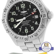 Breitling SuperOcean Professional Automatic A17345 Black...