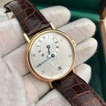 Breguet Regulator 18k Yellow Gold 5187 Mens Watch Complete Set