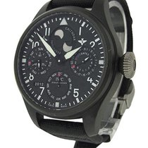 IWC IW502902 Big Pilot Perpetual Calendar Top Gun 48mm in...