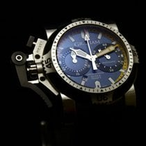 Graham Chronofighter - Oversize Diver Tech Seal Scarab -...