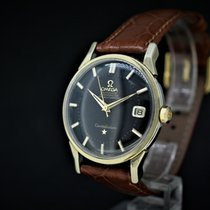 Omega Constellation Black dial Automatic Caliber 561 aus 1966 TOP