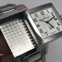 Jaeger-LeCoultre Reverso Squadra Hometime Steel Watch Q7008120...