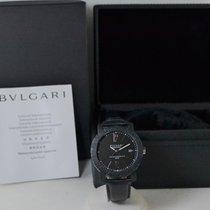 Bulgari Via Dei Condotti 10  BB40CL Box and Papers